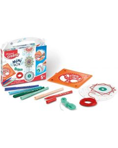 Set creativ, Spirale, Mini Box Maped