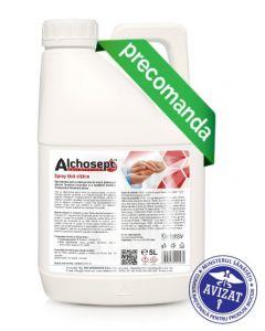 Dezinfectant, cu alcool, pentru igiena mainilor, 5L, Alchosept, Klintensiv