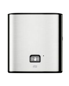 Dispenser din inox, cu senzor, pentru prosoape Matic, Tork 460001