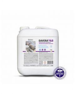 Dezinfectant pentru suprafetele, ustensilele din bucatariile restaurantelor, 5L,DaveraF&B Klintensiv