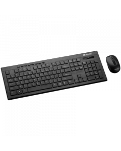 Kit tastatura fara fir si mouse fara fir, CNS-HSETW4-US, CANYON