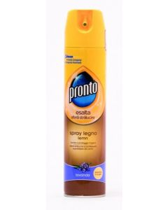 Spray pentru mobila, 300ml, Pronto Classic Lavanda