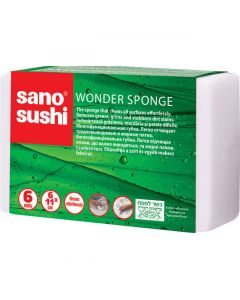 Bureti universali, 11x25mm, 6buc/set,  Sushi Magic Sano