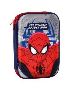 Penar neechipat, 1 fermoar, 1 extensie, 3D Spiderman