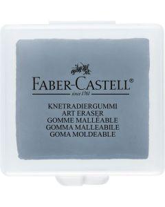 Guma cauciuc sintetic, modelabila, gri, Arta si Grafica, Faber Castell