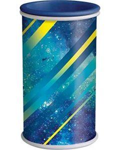 Ascutitoare simpla cu rezervor, albastra, 1buc/blister Cosmic Teens Maped