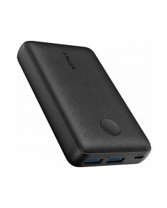 Baterie externa, 10000mAh, microUSB si USB-A, negru, Anker PowerCore Select