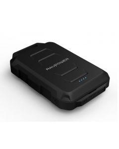 Baterie externa, 10050mAh, MicroUSB si USB, RP-PB044, negru, RAVPower