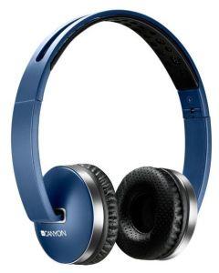 Casti on-ear, albastru, bluetooth 4.2, CNS-CBTHS2BL, Canyon