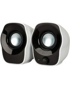 Boxe stereo, alb, 2x1.2W, Z120 Logitech