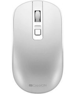 Mouse optic, wireless, 3 butoane si 1 scroll, CNS-CMSW18PW, Canyon