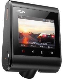 "Camera video auto DVR, 2,4"" LCD display, Full HD, GPS incorporat, Roav Dashcam C1 Pro V2 Anker"