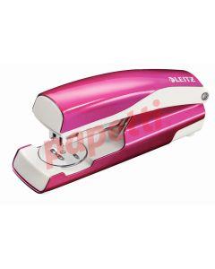 Capsator metal roz metalizat, 24/6 si 26/6, Wow 5502 Leitz