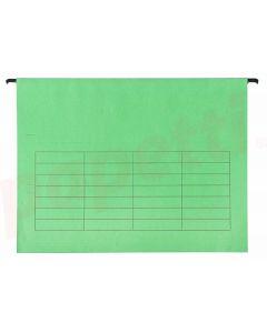 Dosar suspendabil, verde, Verticflex Elba