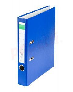 Biblioraft plastifiat 5cm, albastru, Benson