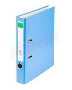 Biblioraft plastifiat 5cm, bleu, Benson