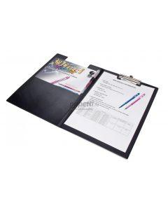 Clipboard dublu negru A4 NNB
