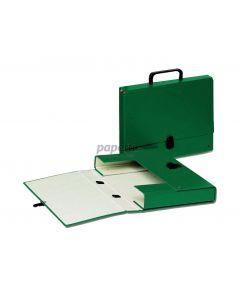 Servieta carton verde Glamour Esselte