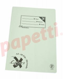 Caiet A4, 60file, dictando Basic Pigna