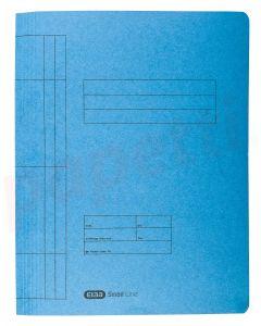 Dosar cu sina carton albastru, Elba