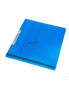 Dosar de incopciat 1/1, carton albastru, Benson