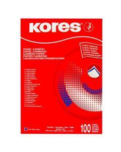 Indigo A4, 100 coli, Kores