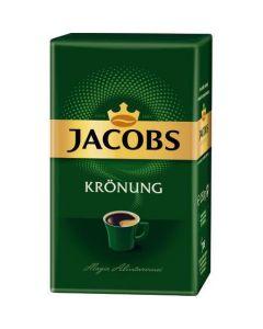 Cafea Jacobs Kronung, macinata, 500g