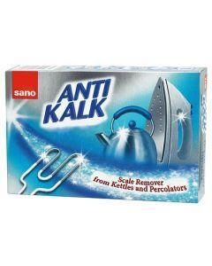 Detergent pentru indepartarea calcarului si ruginei, 200g, Anti Kalk Powder Electrocasnice Sano