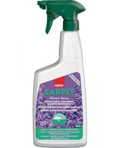 Detergent cu pulverizator pentru toate tipurile de covoare, mochete, tapiterii, 750ml, Carpet Sano