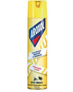 Spray impotriva mustelor si tantarilor, 400ml, Aroxol