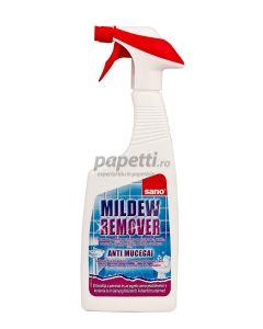Solutie cu pulverizator antimucegai, 750ml, Mildew Remover Sano