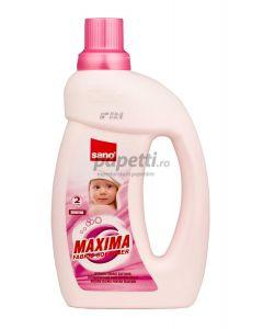 Balsam tesaturi, 2L, Maxima Sensitive Sano