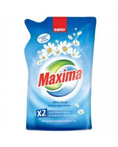 Rezerva de balsam pentru tesaturi, 1L, Maxima Fresh Sano