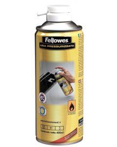 Spray cu aer pentru curatare, 400ml, Fellowes