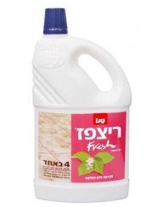 Detergent concentrat, pentru orice tip de pardoseli, 2L, Floor Fresh Iasomie Sano