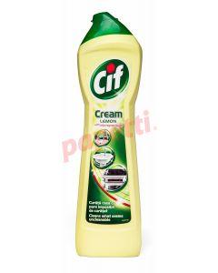 Crema de curatat, 500ml, Lemon CIF
