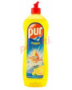 Detergent vase, 750ml, Lemon PUR