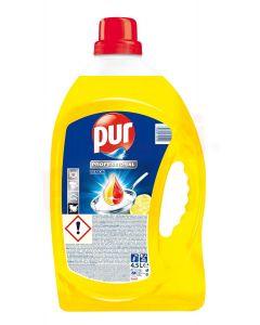 Detergent vase, 4,5L, Lemon PUR