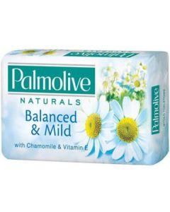 Sapun de toaleta, parfum chamomile&vit.E, 90g, Palmolive Naturals