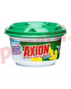 Detergent pasta pentru vase, parfum lamaie, 400g, Axion