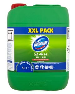 Dezinfectant 24H Pine Fresh 5L, Professional Domestos