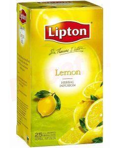 Ceai verde cu aroma de lamaie, 25plicuri/cutie, Lipton