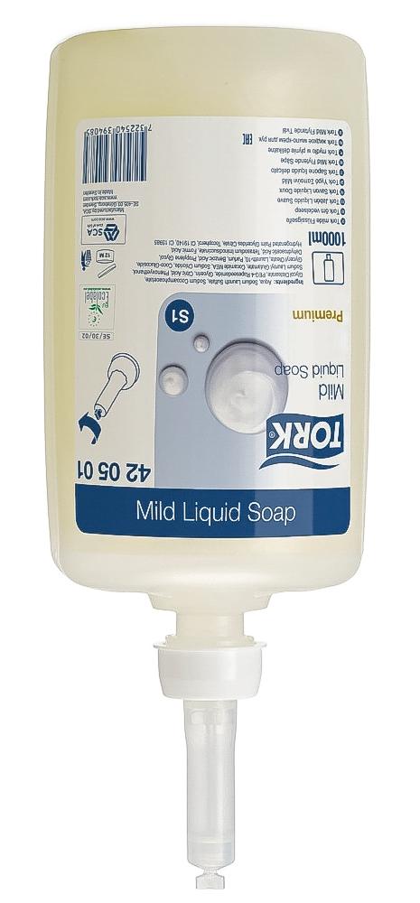 Rezerva sapun lichid 1000ml Tork 420501